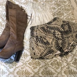 outfit/ boots not included !  .
